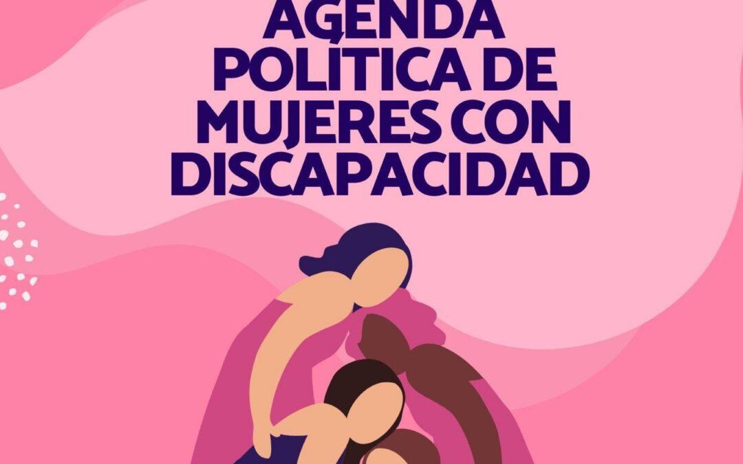 Agenda política de Mujeres con Discapacidad