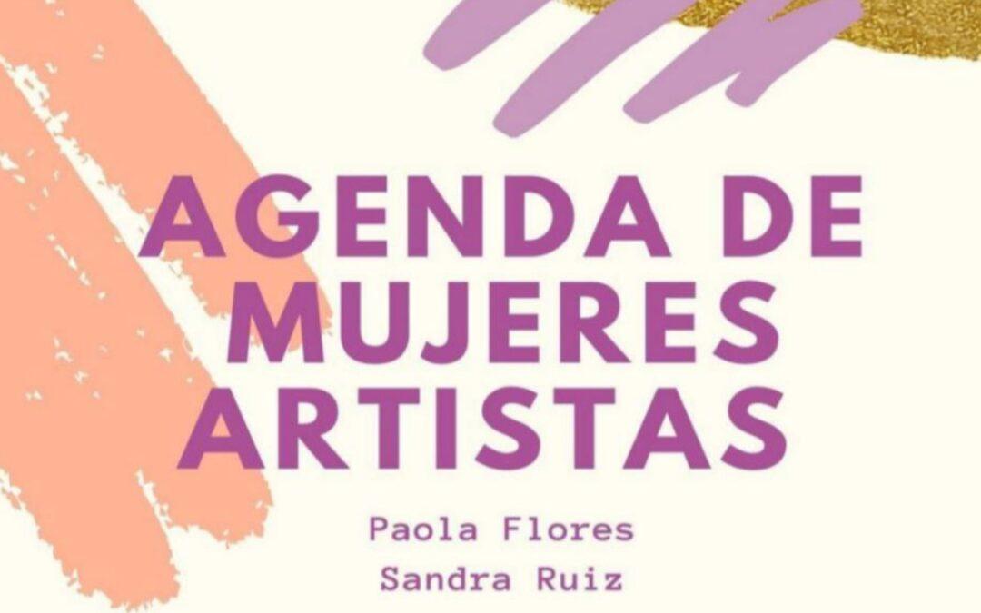 Agenda de Mujeres Artistas